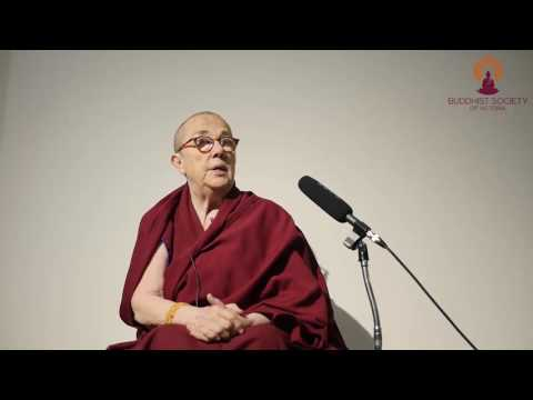 Venerable Robina Courtin - Unraveling Our Emotions
