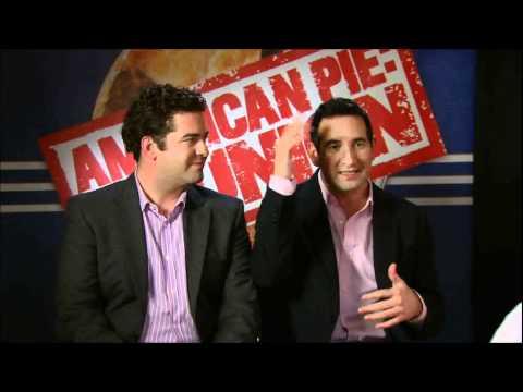 Interview with American Pie: Reunion directors Jon Hurwitz & Hayden Schlossberg.