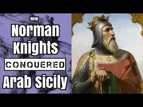 How Norman Knights Conquered Arab Sicily