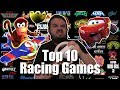 Top 10 Favourite Racing Games - The Gaming Critic