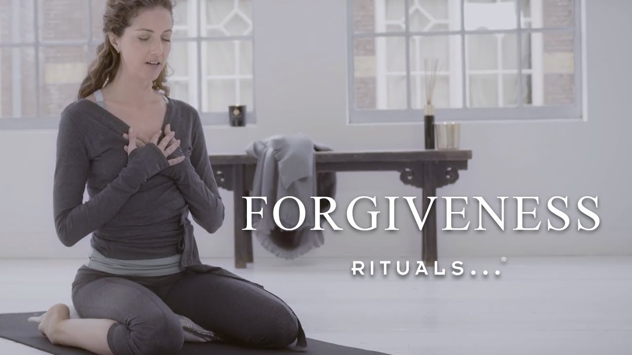Yin Yoga for Forgiveness - Meditation with Rituals