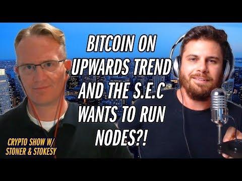 The United States SEC Wants Blockchain Ledger Data? | Stokesy & Stoner Show Ep.14