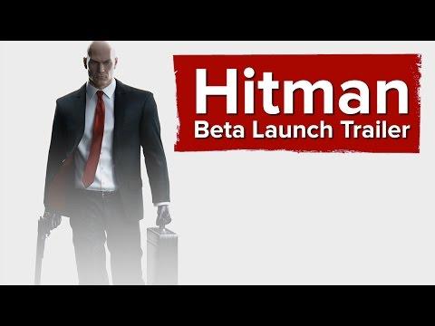 Hitman Beta Launch Trailer (PS4/PC)
