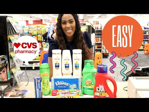 CVS Couponing Deals! Quick & Easy! Learn how to Coupon | Beginner  deal | One Cute Couponer