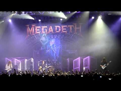 Megadeth - Dialectic Chaos / Wake Up Dead  The Marquee Cork Ireland
