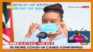 Health CAS Dr. Mercy Mwangangi…