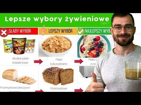 Lepsze Wybory żywieniowe Cześć 1 - Nesquik, Chleb Pszenny, Chipsy, żelki Co Zamiast Tego ?