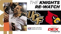UCF Football at Louisville 2013 (Full Game)