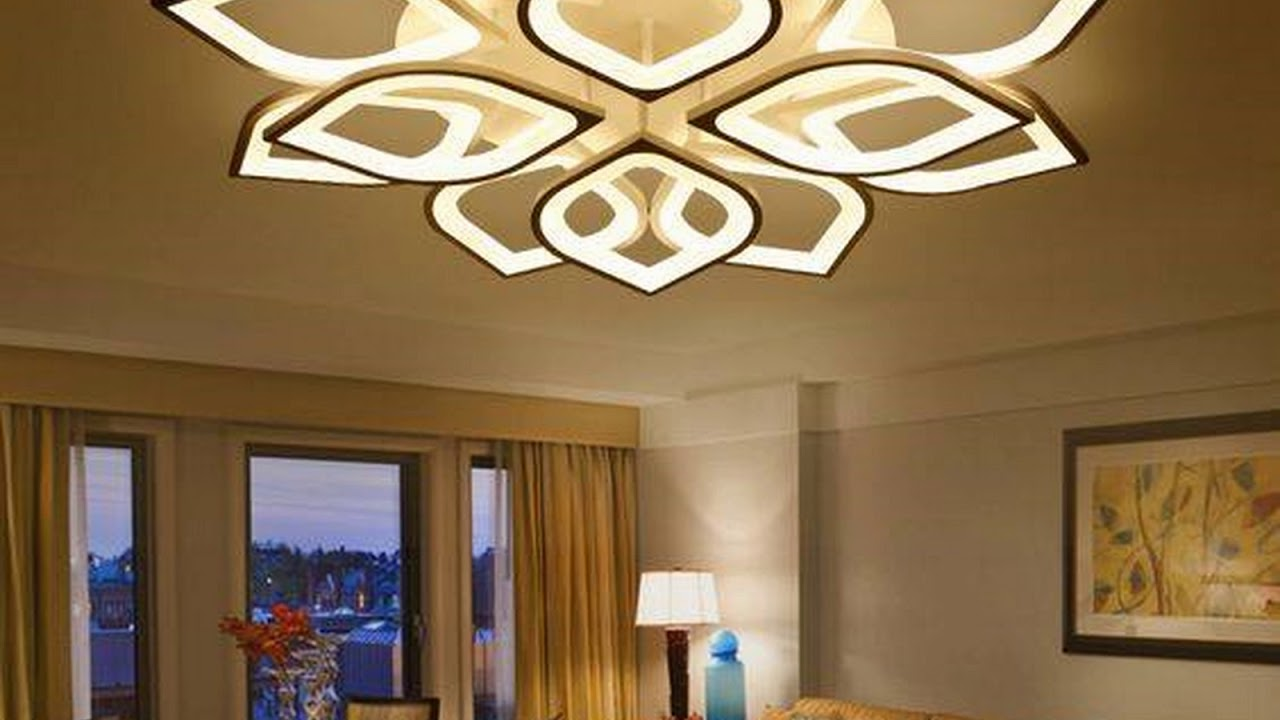 False Ceiling Designs - YouTube