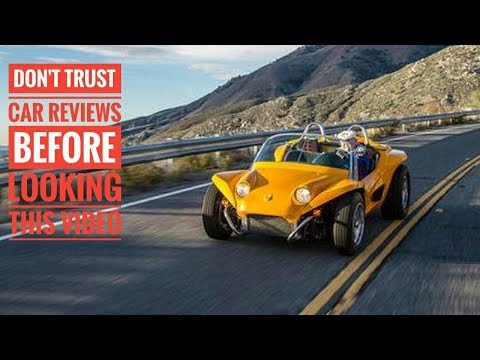 Look Meyers Manx Kick Out S.S. Dune Buggy Review