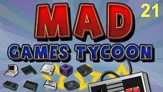Mad Games Tycoon. s3s21. Возвращаем секс в игры.