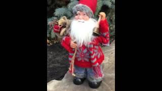 Музыкальный Дед Мороз  арт.11017  www.smartcook.etov.ua