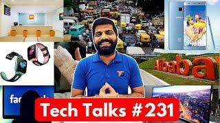 Tech Talks #231 - GST Mobile Sale, AirTel 30GB, HTC Blast, Win 10 Cheap, Qualcomm Watch