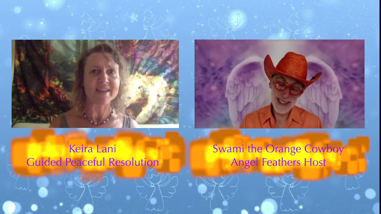 Angel Feathers TV Show #8 Guest Keira Lani