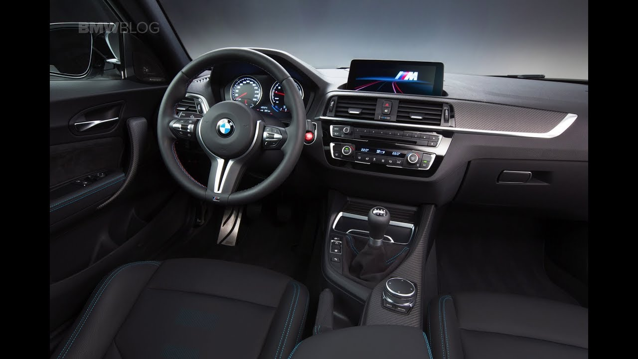 Bmw M2 Competition Interiordesign