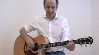 Learn the Guitar, Beginners Lessons Part 6 - Another song, C. C. Rider; How To Play Guitar