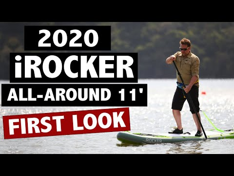 iROCKER ALL-AROUND 11' SUP: A Review of What's New (2020)
