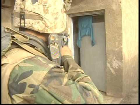 1st Battalion 7th marines invasion of Iraq.