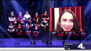 MUSYCA Virtual Christmas Choir on NBC News 12/23/2020