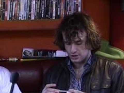 Reverend And The Makers Interview (Part1)