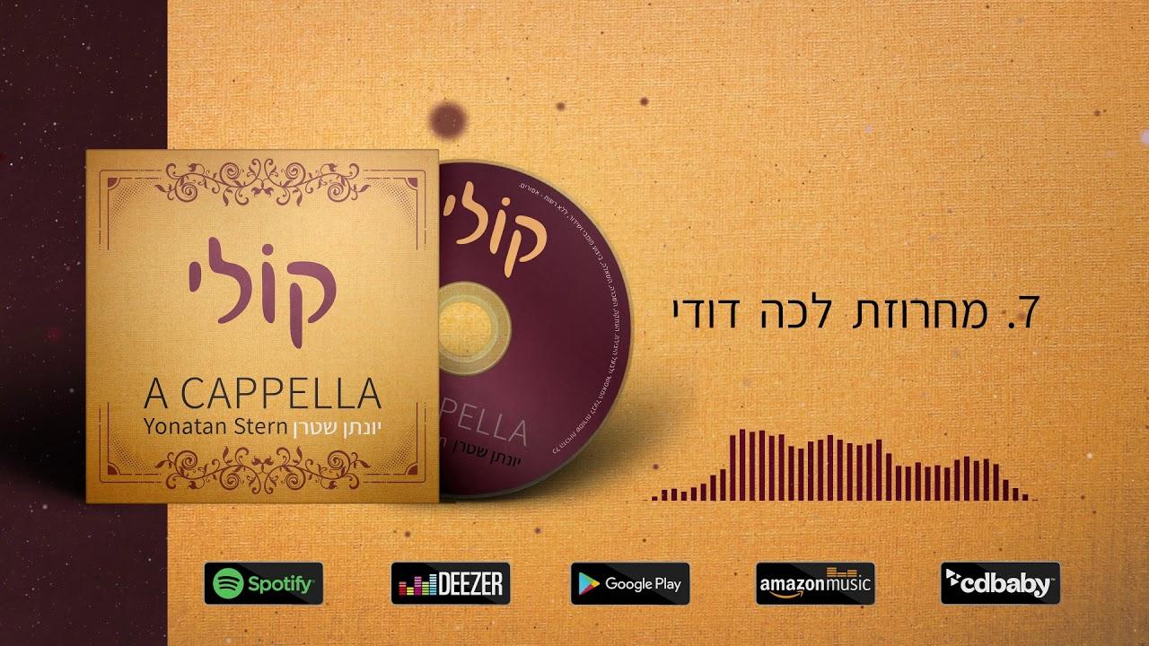 יונתן שטרן - סמפלר אלבום  Yonatan Stern - Album Sampler