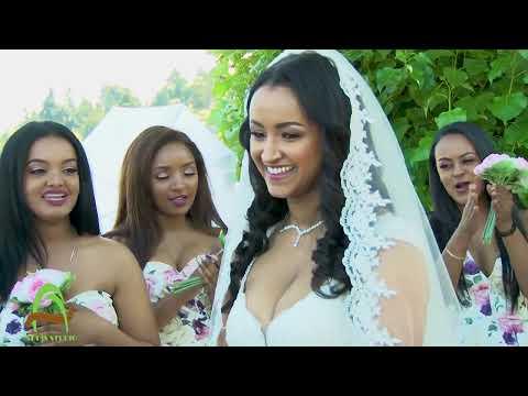 Best Ethiopian wedding in Seattle, Endalkachew & Yalemzewd