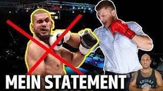 Smolik vs. Abdallah   Mein Statement zur Kampfabsage!