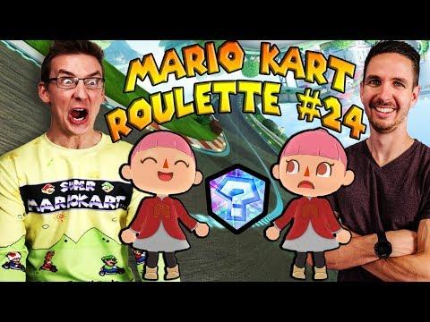 Mario Kart Roulette #24: Most Tolerable Star Wars Prequel