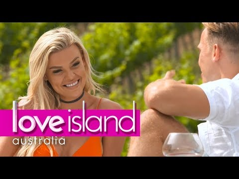 Charlie is clueless with women on his date with Kim | Love Island Australia 2018