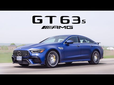 2019 Mercedes-AMG GT63S 4 Door Coupe Review – Most Powerful 4 Door Mercedes Ever Built