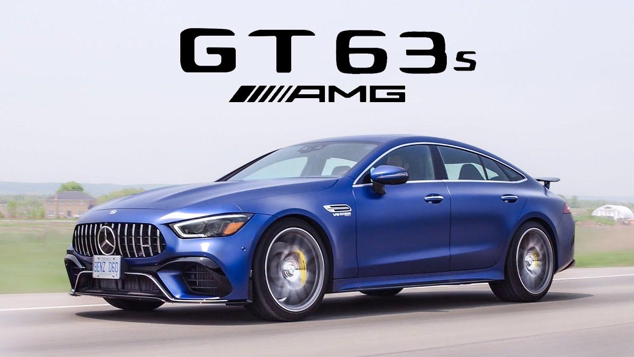 Download 2019 Mercedes-AMG GT63S 4 Door Coupe Review - Most Powerful 4 Door Mercedes Ever Built