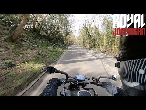 KTM 790 Duke - Out of town