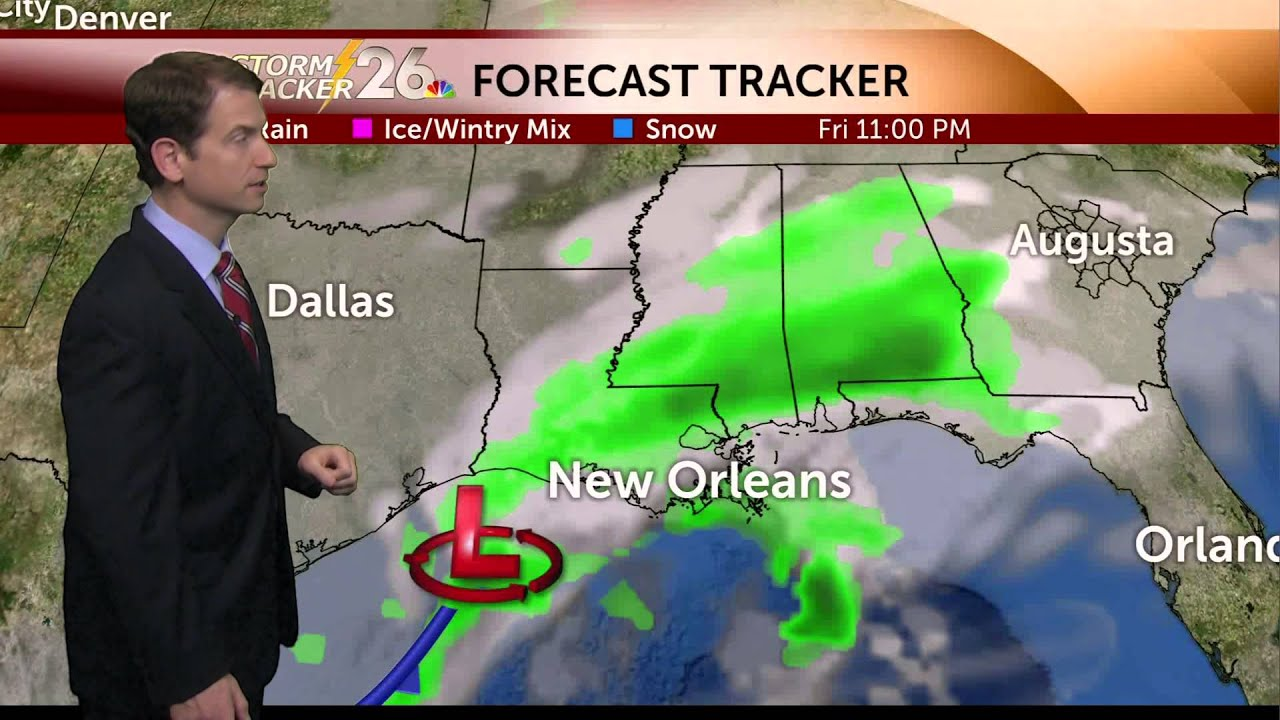 NBC 26 Weather forecast for Augusta, GA and Aiken, SC - 12/20/2014
