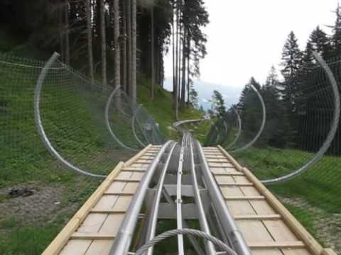 alpine coaster østrig