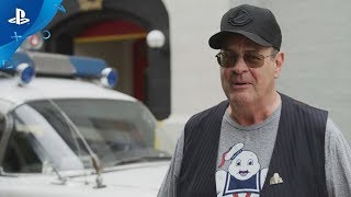Ghostbusters: The Video Game Remastered | Dan Aykroyd | PS4