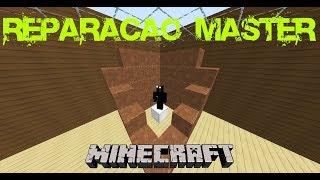 Minecraft: MACRO DE REPARAÇÃO MAIS RAPIDA DO MINECRAFT!!!