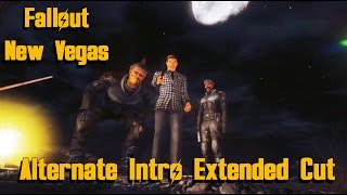 Fallout New Vegas Alternate Intro Extended Cut