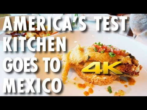 America S Test Kitchen Goes To Mexico On Holland America Line Westerdam Review 4k Ultra Hd