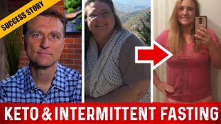 Thyroid Success with Keto and Intermittent Fasting: Dr. Berg Interviews Vicki Bales-Humble: