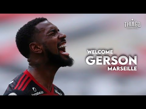Gerson ► Welcome To Olympique De Marseille ? - Amazing Skills, Goals & Assists   2020/21 HD