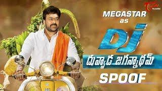 Duvvada Jagannadham Spoof Mega Star As DJ