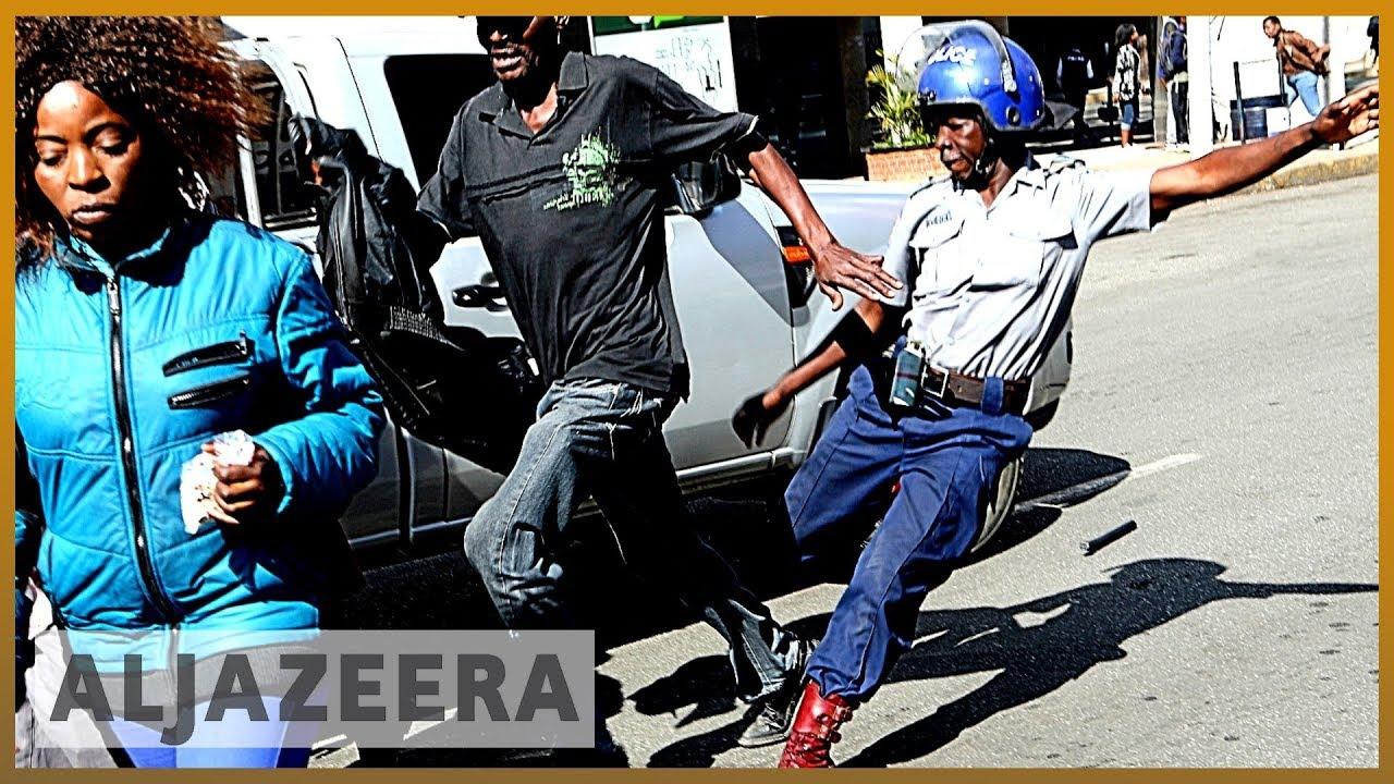 AlJazeera English:Zimbabweans to protest over economic crisis