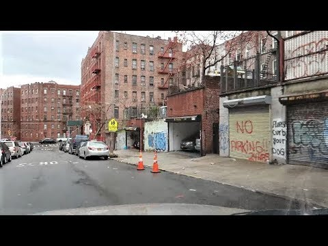 THE BRONX NEW YORK ON COVID 19 LOCKDOWN
