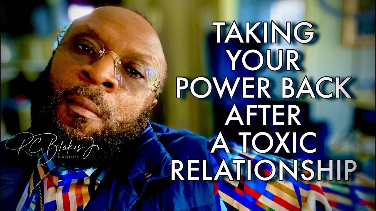 Download HOW TO TAKE YOUR POWER BACK AFTER A TOXIC RELATIONSHIP
