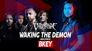 Waking the Demon - Bullet for my Valentine - Bkey Drum Cover (11yr old drummer girl)