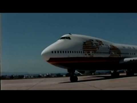 TWA Last Flight 881 from Athens, Greece: April, 1997