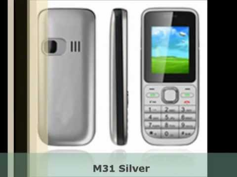 Mustang M31 Dual Sim Quad Band Handy - Mobile Phone