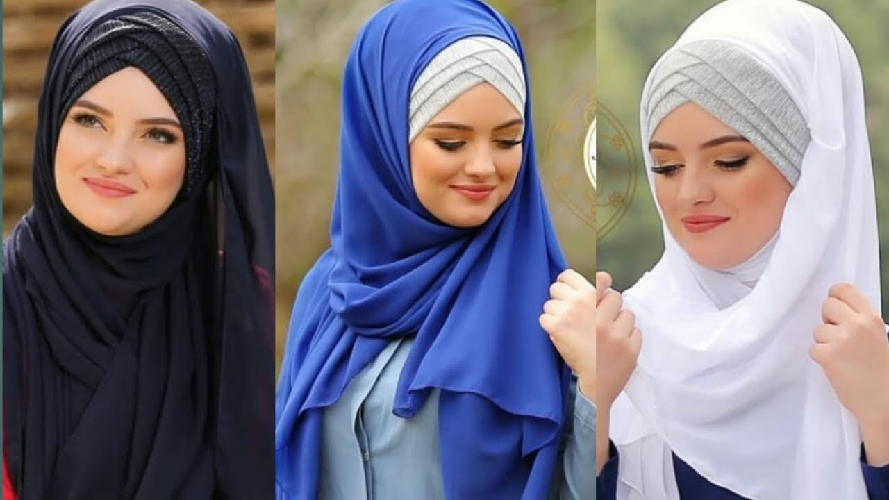 new hijab tutorial 2018 | the best hijab style tutorial compilation