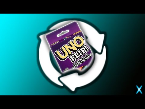 If Uno flips, the video ends - Uno Flip  