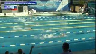Сергей Судаков - победитель первенства России по плаванию на дистанции 200м вольный стиль